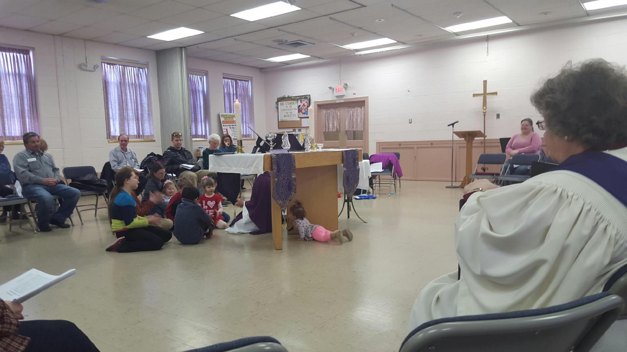 parish hall picture