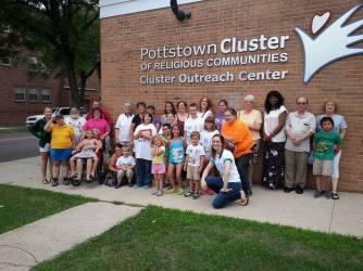 pottstown cluster